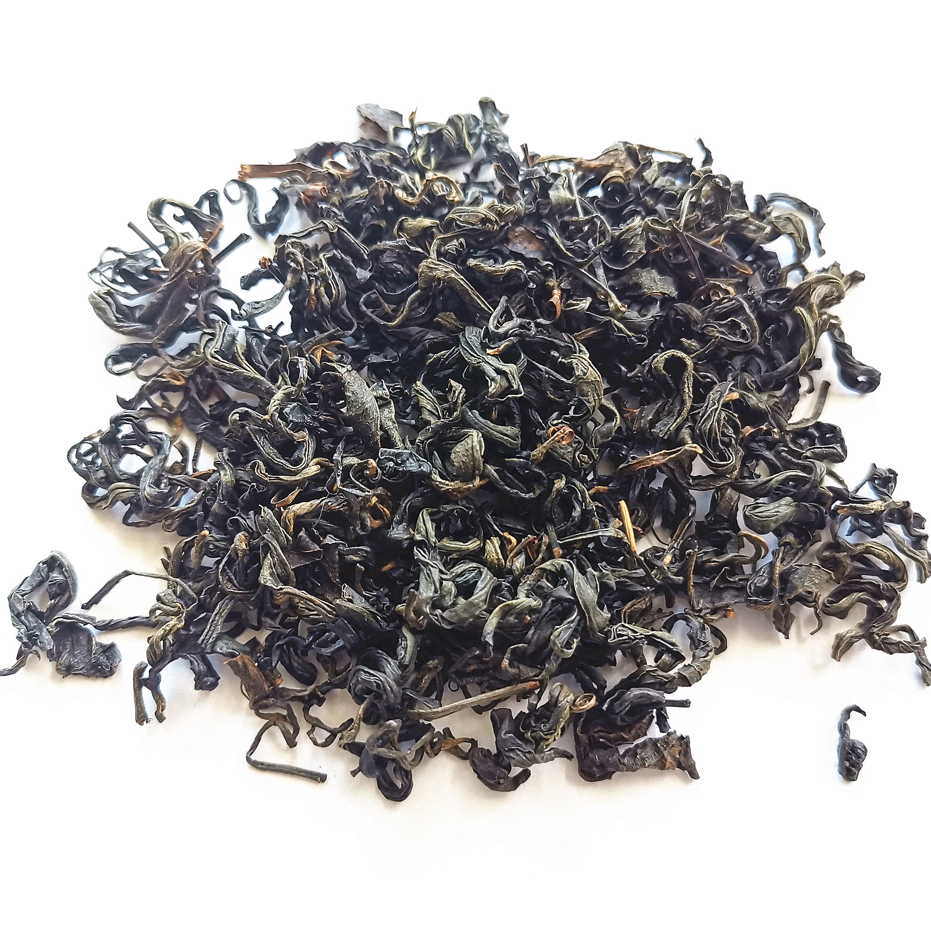 A-Dragon black tea Chinese traditional handmade organic black tea - 4uTea   4uTea.com