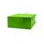 China Supplier Hot Sell Recycled Stock Full Colors Printing Green Kraft Paper Gift Bags With Paper Handles
