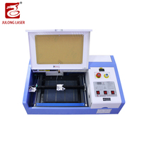 300*200mm wood hobby Rubber stamp laser engraving machine, acrylic plywood engraving with factory price