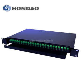 Hondao Optical Fibre Drawer Odf 24 Core 3m Visio Stencil 24 Port Fiber Optic Patch Panel Buy Fiber Optic Patch Panel Optical Fibre Drawer Odf 24 Port Fiber Optic Patch Panel Product On