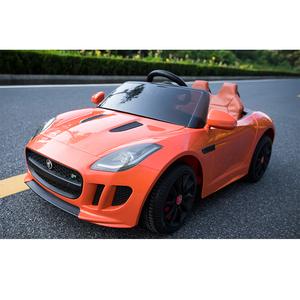 Licensed Jaguar remote control ride on car kids electric ride on car kids ride on battery operated car for kids 3 years