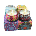 Handmade Soy Candles in Stock Wholesale Eco Friendly Scented Soy Candles
