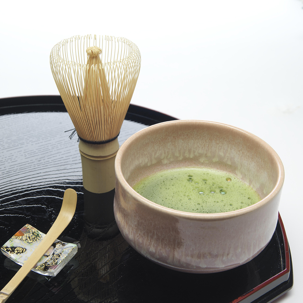 Traditional beauty blended Japanese ceremonial matcha green tea powder supplier
