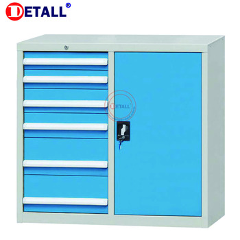 Hot Sale Metal Tool Box Tool Storage Roller Cabinet With Caster