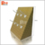 Corrugated Cardboard counter Display top box