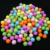 Hard Plastic Balls Cheap Colored Acrylic Ball for Game