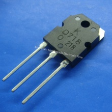 Baru Asli 2SD718 8A 120V 80W D718 TO-3P Kec NPN Power <span class=keywords><strong>Transistor</strong></span>
