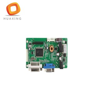 High Quality 0.5-12oz Copper PCB Multilayer Industrial Control Board Pcb Board Assembly