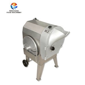 Onion Cube Dicer, Potato Chips Lemon Slicing Machine