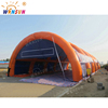 Inflatable transparent bubble tent, inflatable grow tent, inflatable arch tent for sale