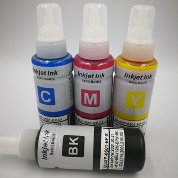 The best price Premium pigment refill dye ink for Epson SX400/SX405 desktop printer