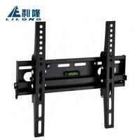 Best selling items steel LED LCD Plasma retractable TUV Certificated tilt lcd monitor wall hanger