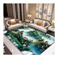 3meter High Quality Rug 3D Modern Carpet For Living Room