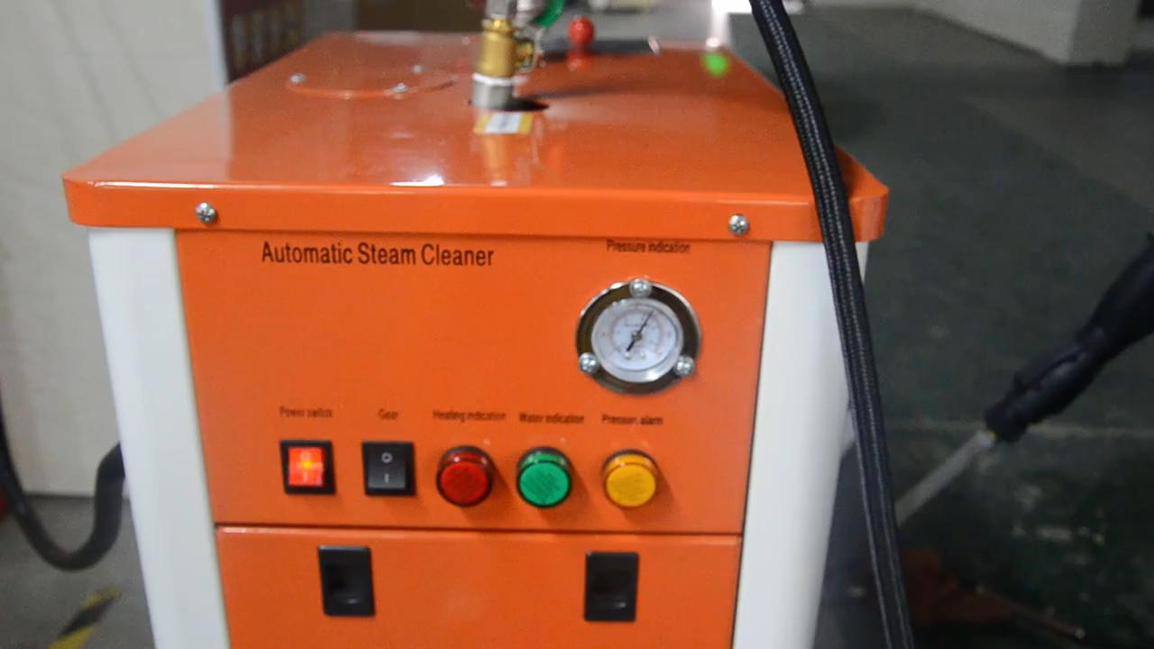 Otomatis Tanpa Air Tekanan Tinggi Layanan Steam Jet Mesin Cuci Mobil Harga