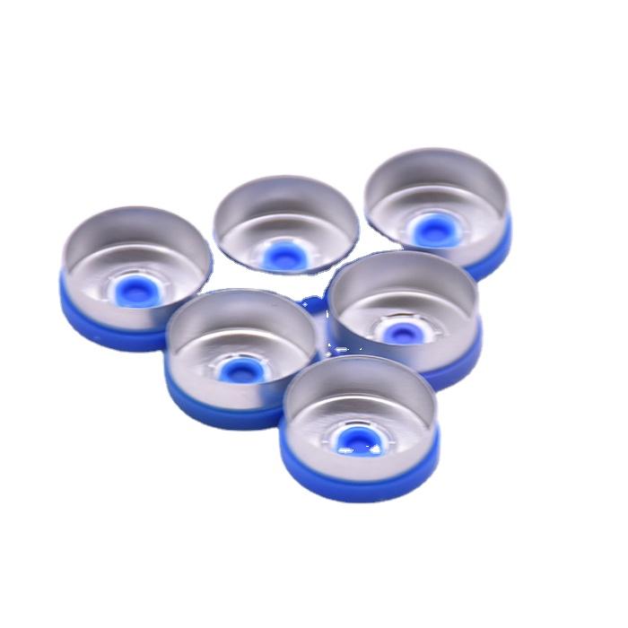 Aluminium Plastik Flip Botol Tutup untuk Injeksi Obat Merobek Botol Mencakup