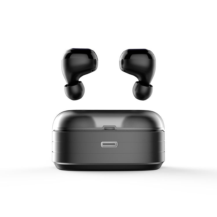 New tws earphone true stereo wireless earbuds with charging case - idealBuds Earphone | idealBuds.net