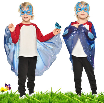 wholesale baby party costume cape kids halloween party cosplay cape