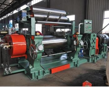 Two Rollers Open Mixing Mill-Qingdao Boria Machinery