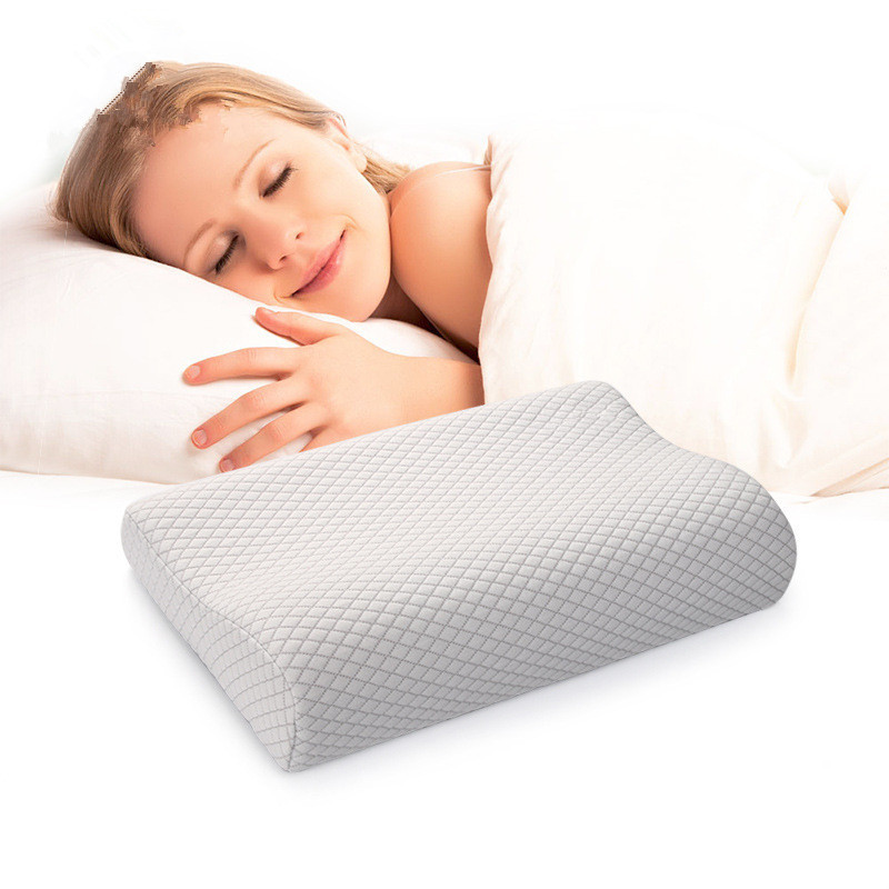 Chinese Wholesale Cheap Contour Foam Pillow Memory Foam Pillow