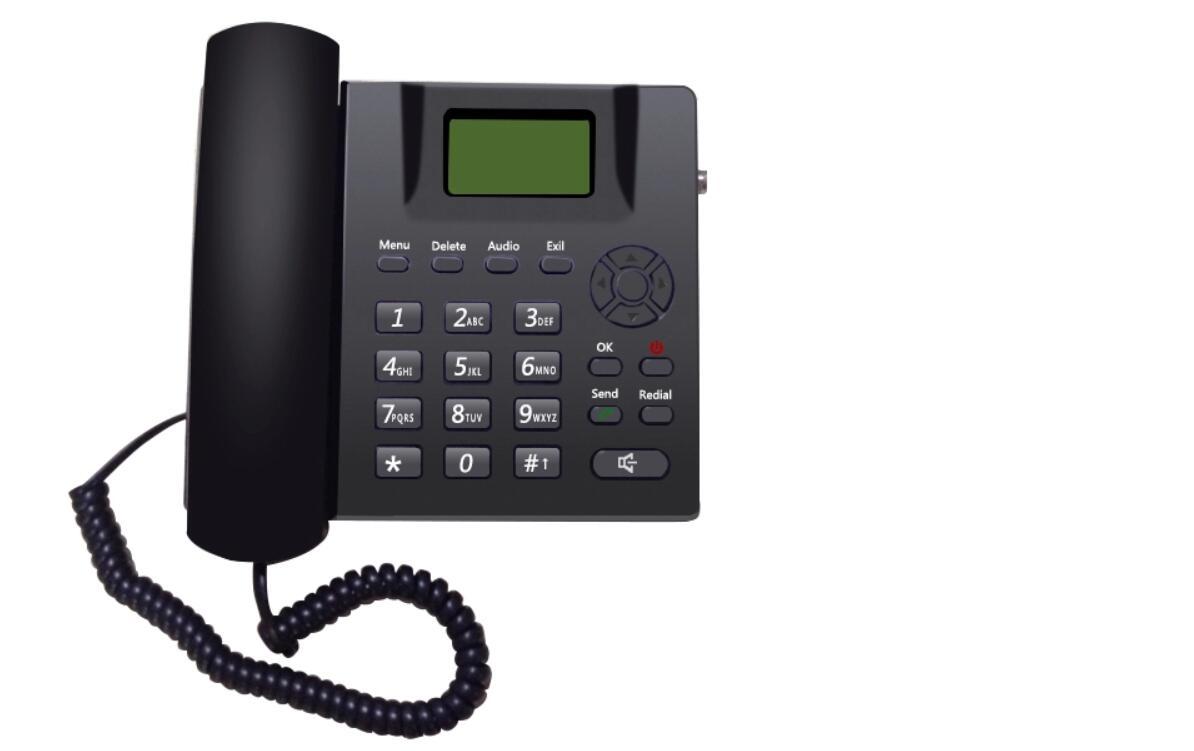 نموذج طلب خط هاتف ارضي
