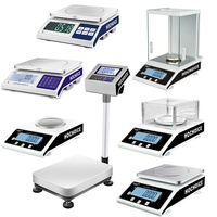 0.1g 0.001g 0.001g/1mg 100g~3000g Electronic Analytical Balance