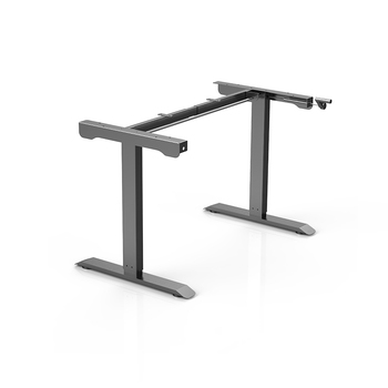 Innovation Extendable Flexible Office Furniture Sit Stand Manual Height Adjustable Computer Desk