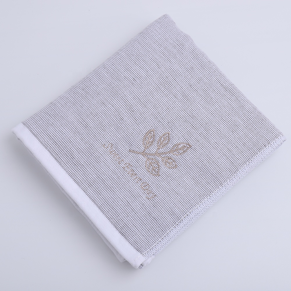 Personalized Customized  with New Design 100% Cotton Soft Face Towel to Sale