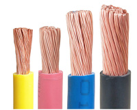 Single core 16mm 12 awg pvc 3 bvr wire cable 4mm BVR copper core 450/750v PVC insulated household electric wire