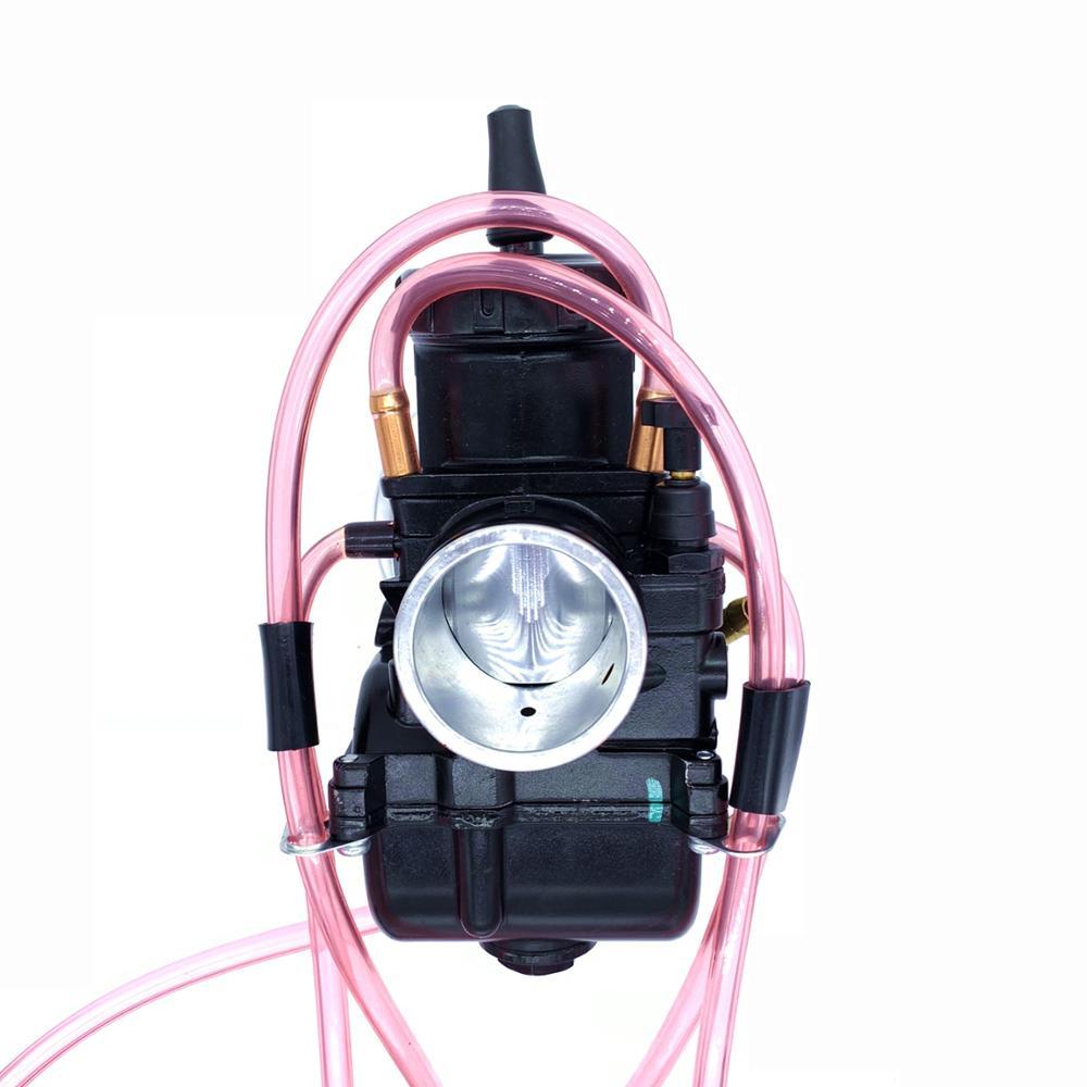 CfMdNb Tubo DE Ingesta DE CARBURADOR Carburador de la Motocicleta Adaptador de Entrada de admisi/ón de Tubo de Goma Mat//Ajuste for KOSO OKO//Ajuste for Mikuni//Ajuste for PWK 28//30 mm 32 34mm