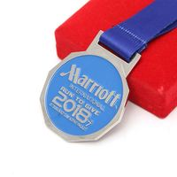 Custom design 3d gold silver bronze different metal award medals by sport