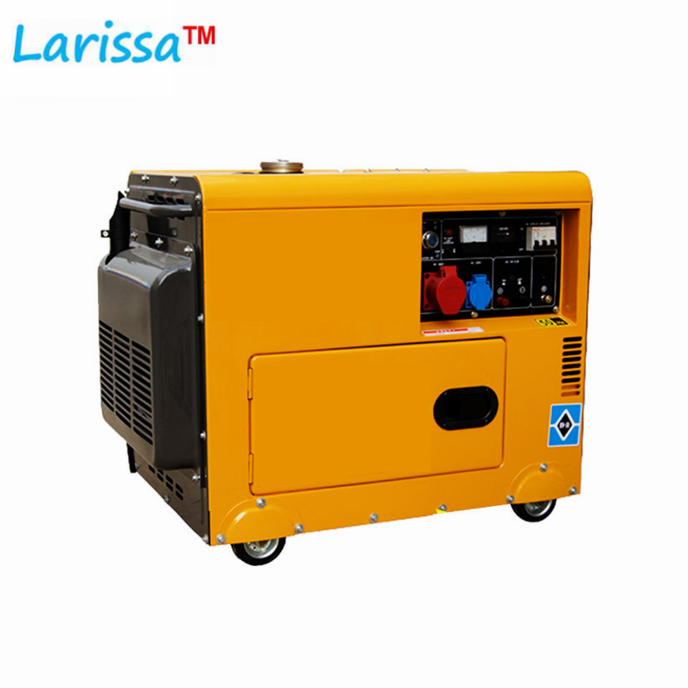 Two Cylinder 12kva Honda Diesel Generator Price 3 Phase Diesel Engine Small Silent Senerator 10kw