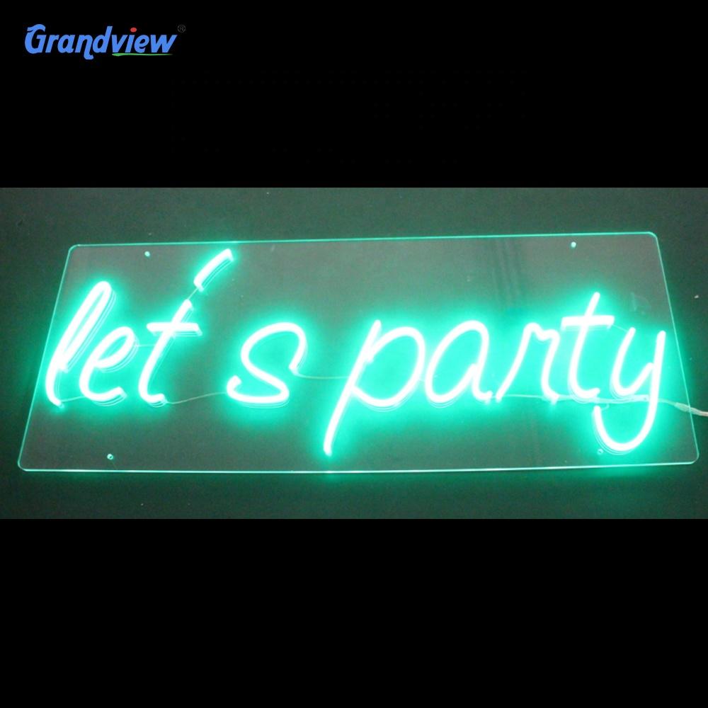 3d led sáng neon beer bar đăng từ cho bán