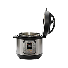 11 One-Touch Programma 'S Rijst Slowcooker Mini 7-In-1 Elektrische <span class=keywords><strong>Snelkookpan</strong></span>