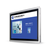 Same Style 10 10.4 12.1 15 17 19 21.5 Inch Resistive Touch Screen Monitor Industrial Open Frame Lcd Monitor 22 inch open frame