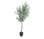 Hot Selling Artificial Olive Trees for Home Garden Decoration Cheap Small Olive Bonsai Plant for Sale