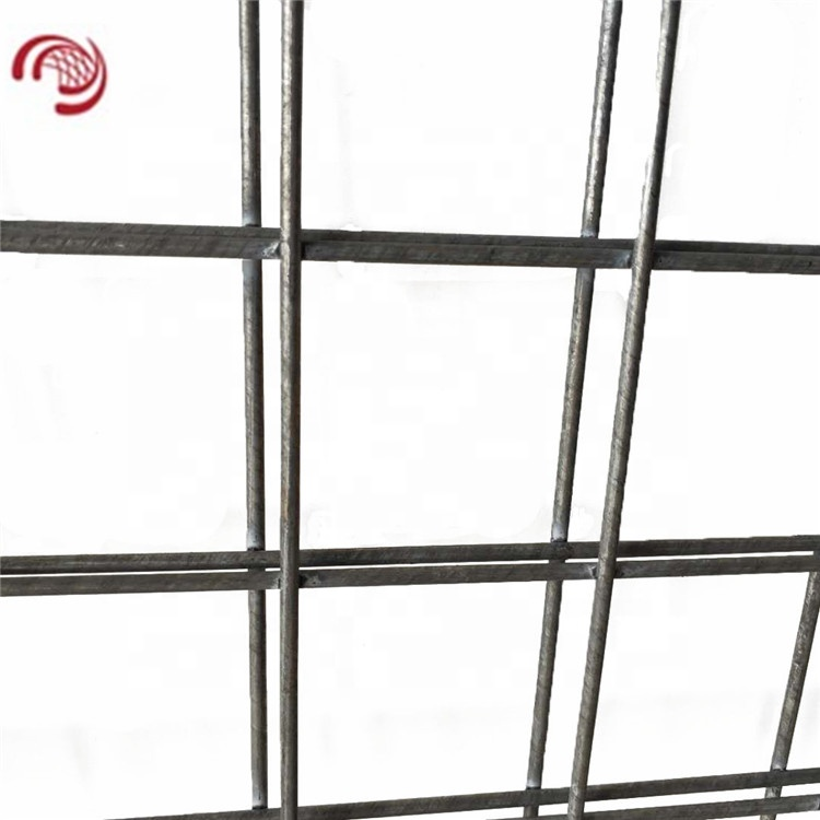 small hole size welded wire mesh panel for making chicken cages-Anping factory