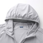 Mens Sun-Protection Air Conditioning Summer Fan Jacket For All Outdoor Activity