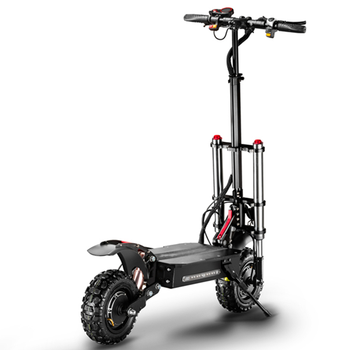 2020 Ce Adult Electric Scooter 85Km/H 5400W 60V Fastest Foldable Electric Scooter Used Lithium Battery