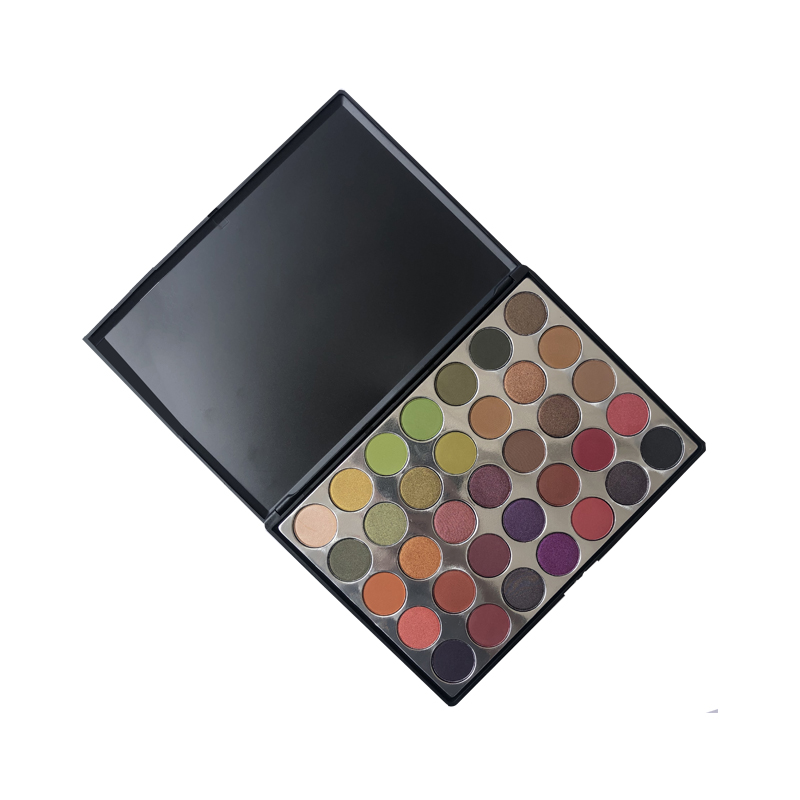 Glitter Oogschaduw Palet Waterdicht Rokerige Naakt Make Up Kit Shimmer Oogschaduw Cosmetische Pigment Make up Ogen Shades Set