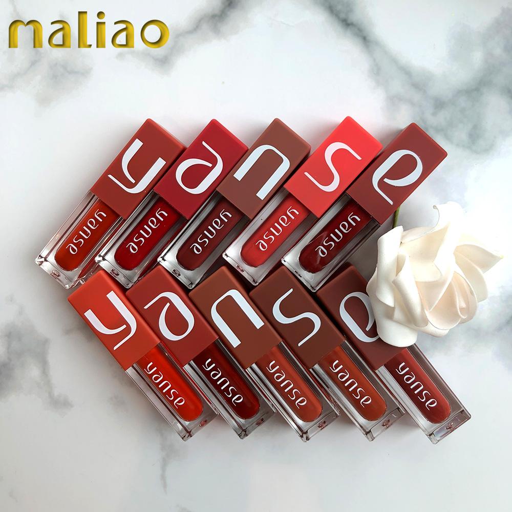 Maliao Makeup Kit Vegan Glossy Lipgloss Set Wholesale Custom Private Label Long Lasting Nude Organic Matte Lip Gloss
