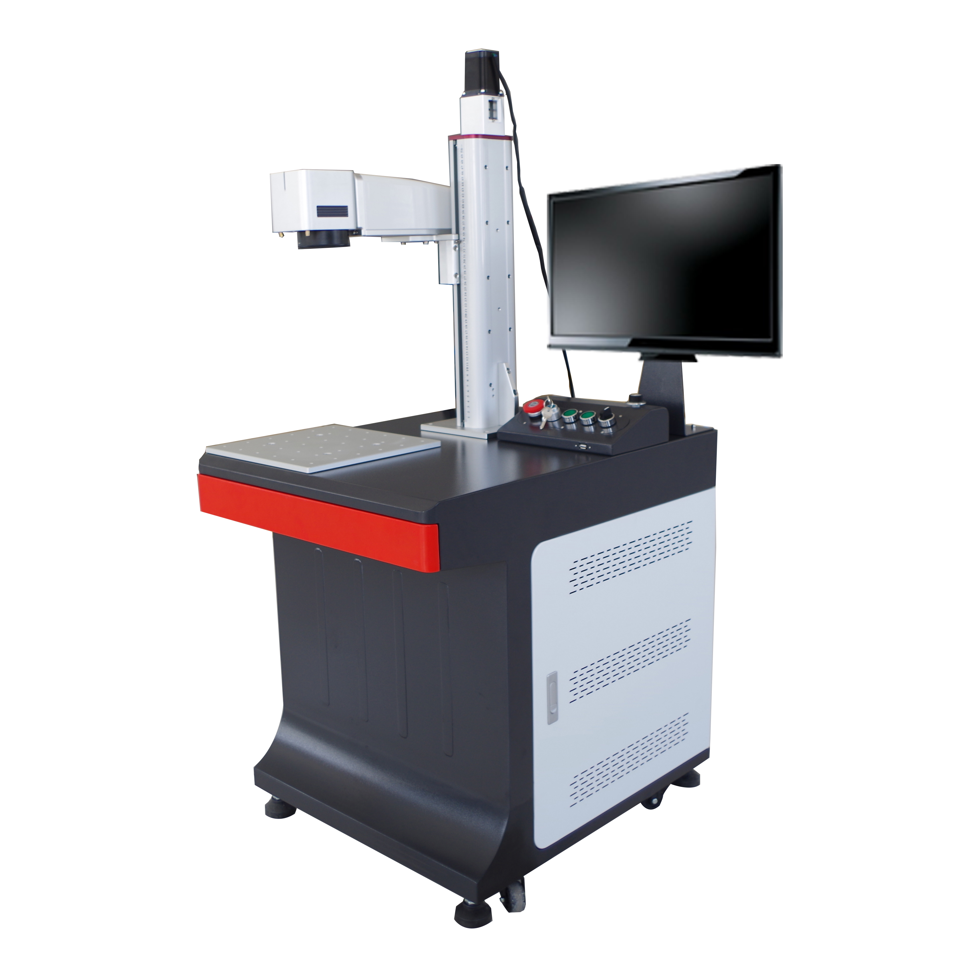 Factory Price Mopa Fiber <strong>Laser</strong> Machine <strong>Laser</strong> Marking/Engraving/Cutting Machine for Jewelry Gold Sliver