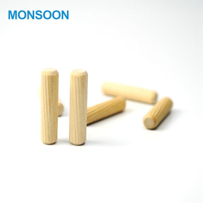 High quality decorative wood dowel household furniture hardware