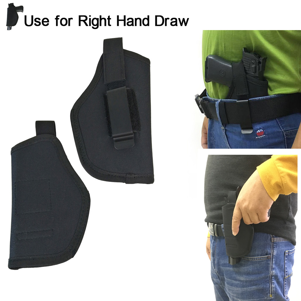Excellent Belt Gun Concealed Carry OWB IWB Revolver Pistol Holsters for Gun