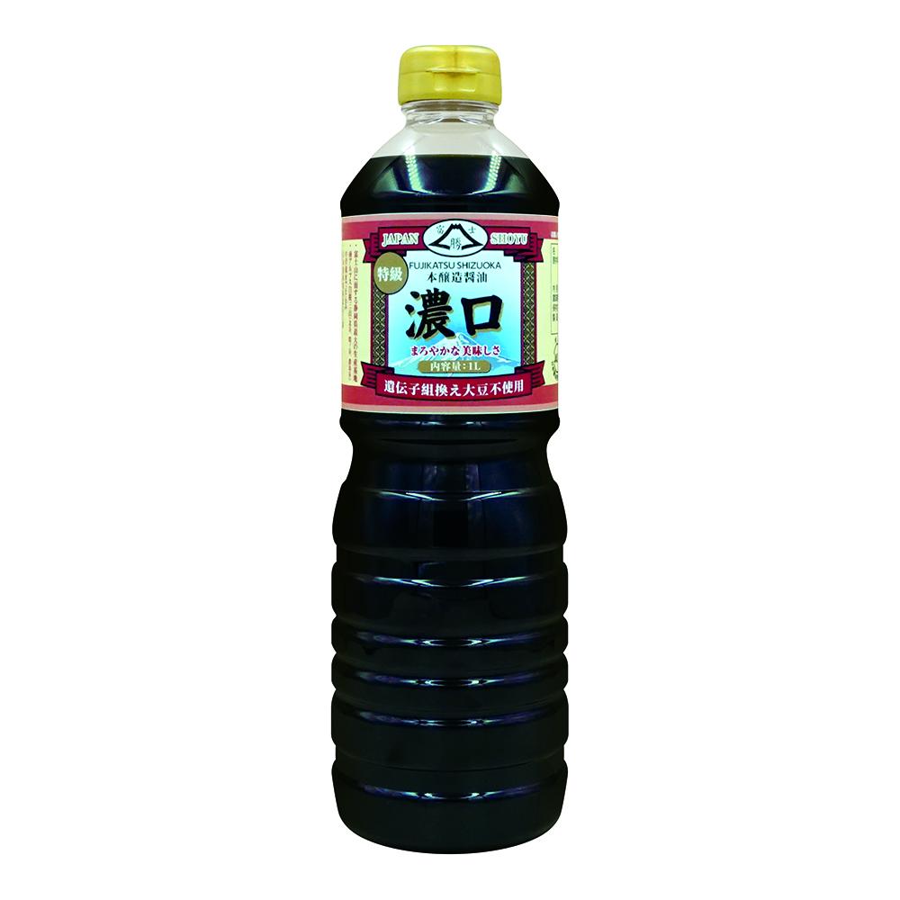 Wholesale great quality Fujikatsu japanese Soy sauce for sale