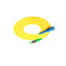 FTTH SC-FC singmode <span class=keywords><strong>simplex</strong></span> fibra óptica patch cord
