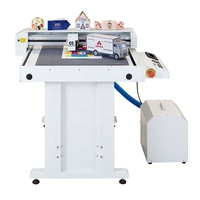Automatic Flatbed Cutter & Creaser Full Cutting Machine