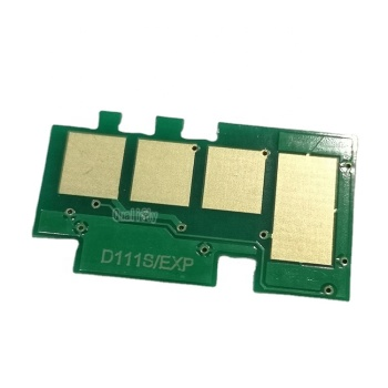 D111 laser toner reset chip  For compatible cartridge Samsung xpress M2021W/FH/ M2071/M2071FH/M2071H