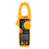 PM2018A portable manual range clamp meter peakmeter Electrical Clamp Meter Multimeter With ACA voltage tester Measurement