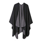 2019 Hot New Products Wool Fashion Custom Poncho Mexicano Women Fashion Poncho Shawl