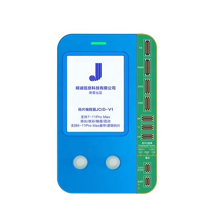 New hot selling JC <strong>V1</strong> Multi Function Programmer For iPhone 7/7P/8/8P/X/XR/XS/XS Max/11/11Pro/11Pro Max